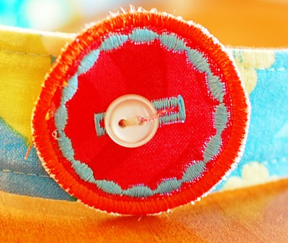 Picture of Buttonhole Circle Patches